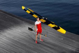 Fotografia sportowa - Mateusz Kamiński, olimpijczyk z Rio 2016